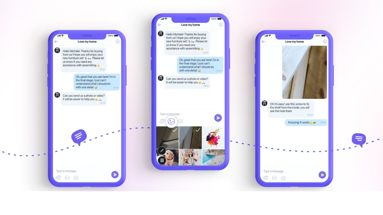 Viber Business Messages feature updates: May 2021